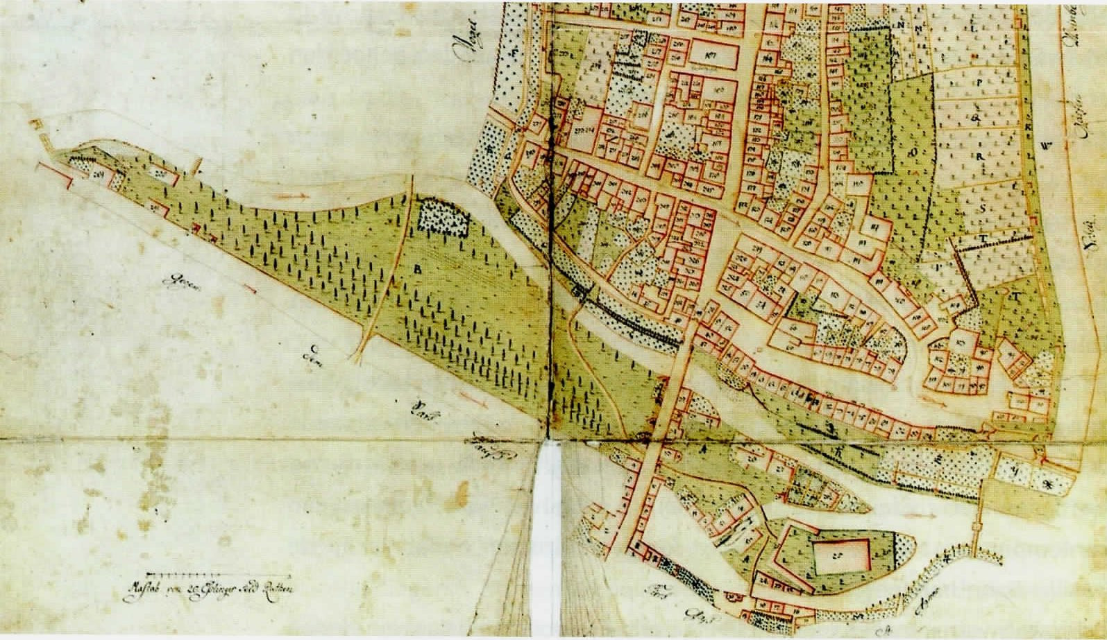 Maliebaan Esslingen am Neckar, Deitschland / Germany. 1773 - 1774