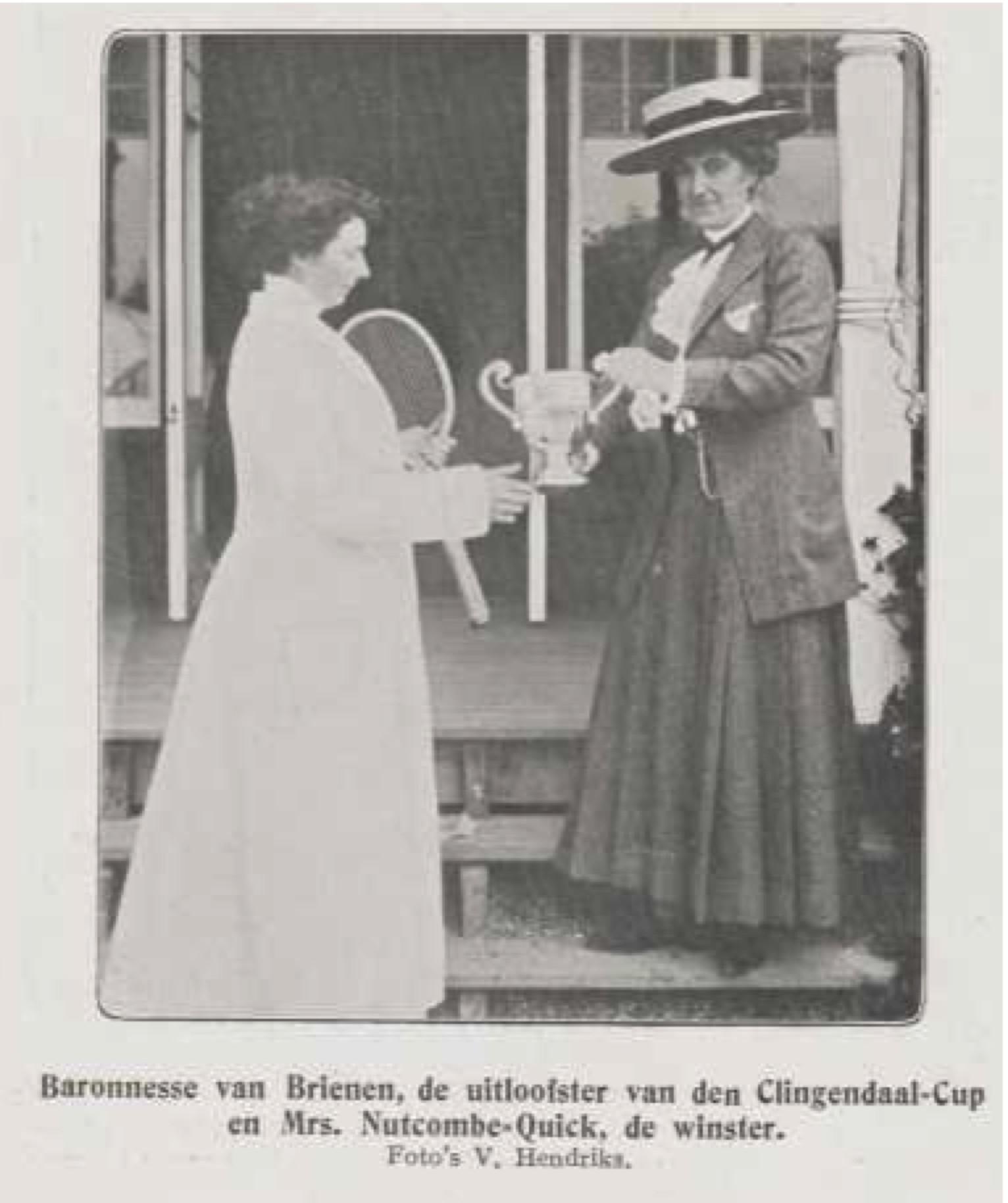M.M. van Brienen - 1909
