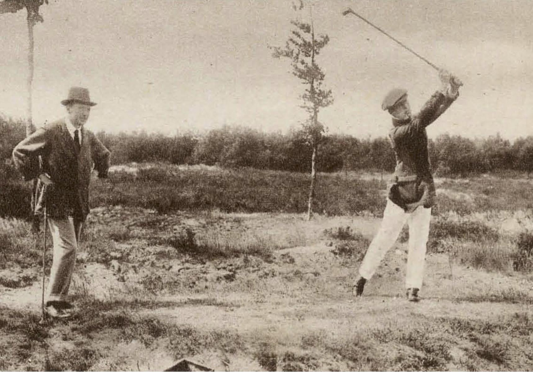 B. van der Mersch - 1922