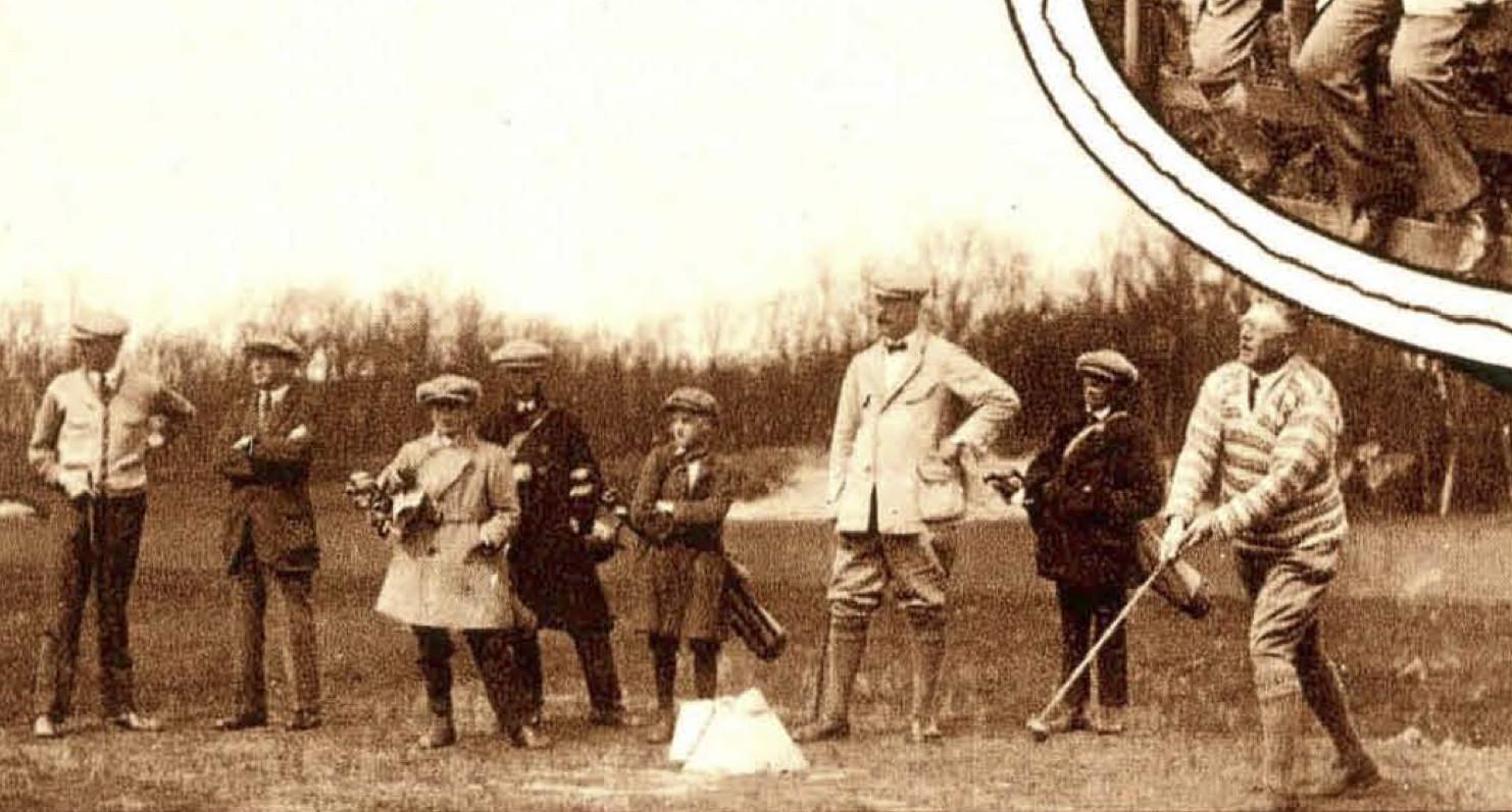 A.A. Diemer Kool; Duchateau; Molembaix; W. Boissevain - 1924