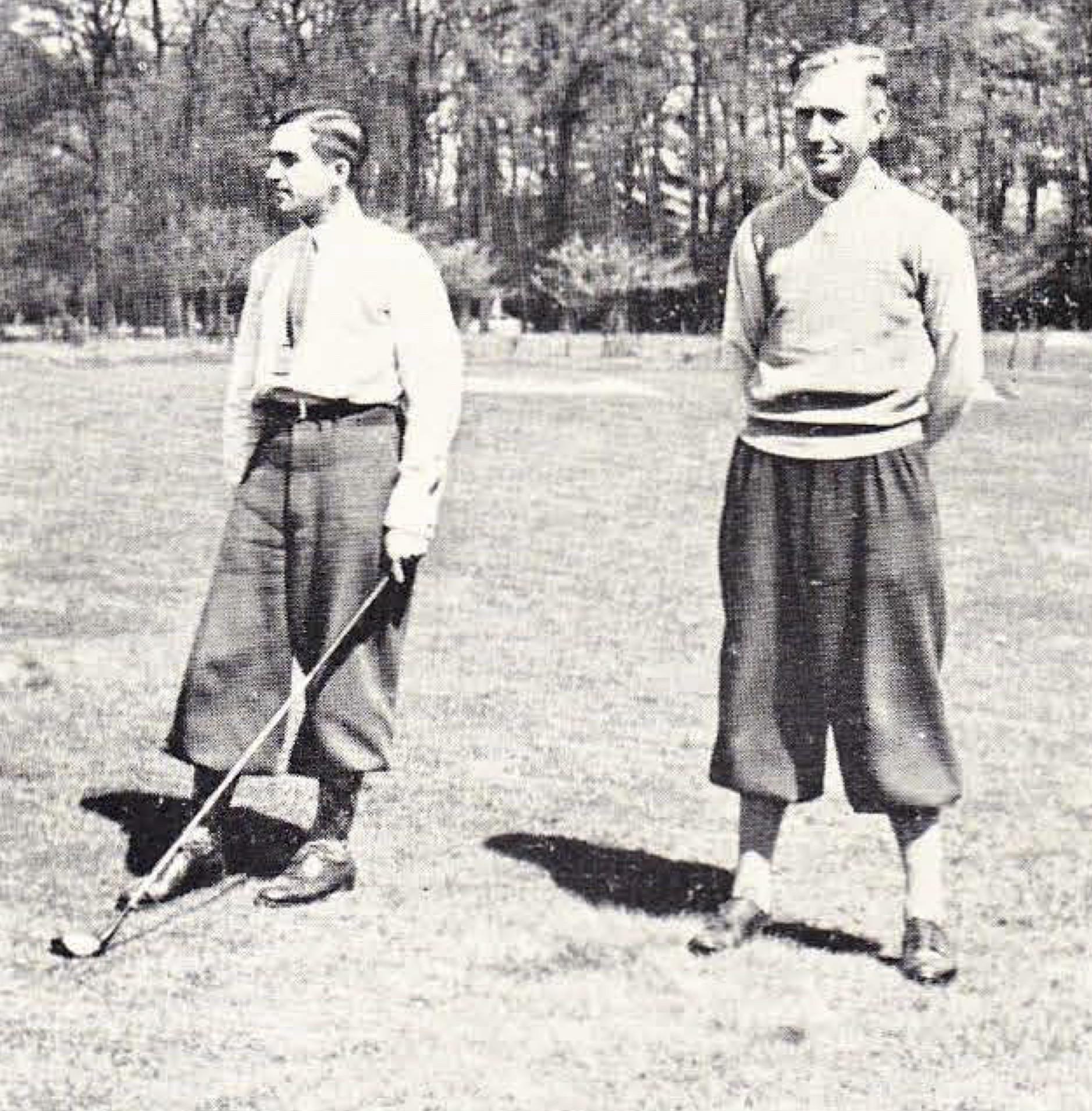 J.C. Coops; J. Blansjaar - 1938