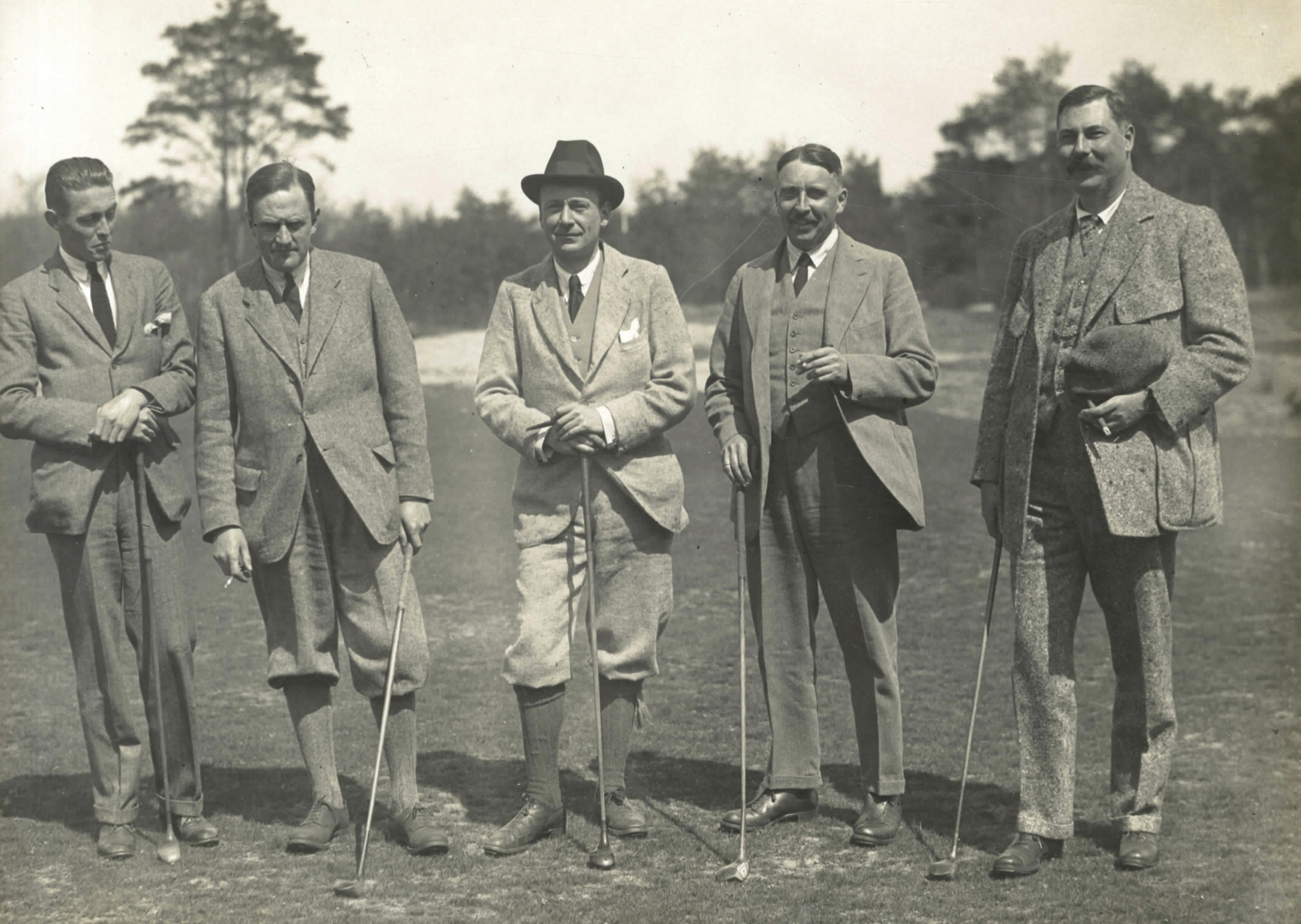 Calkoen; Del Court; Snouck; van Waveren en Boissevain