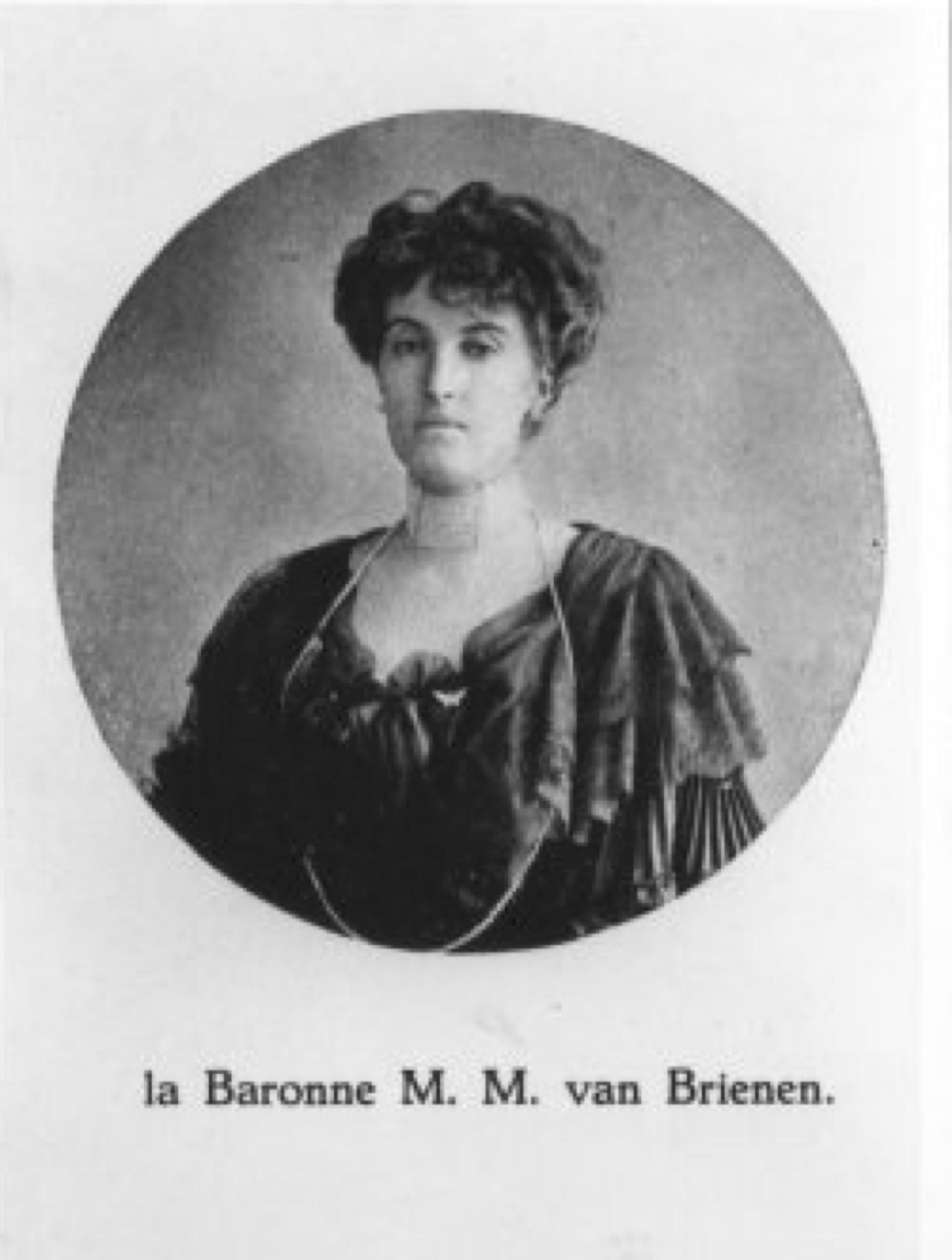 M.M. van Brienen - 1900