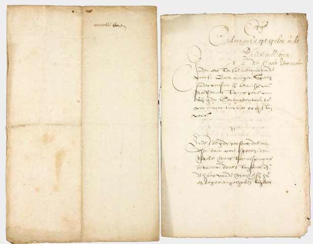 Palmmalie (Malie), ordonnantie Utrecht, 1637