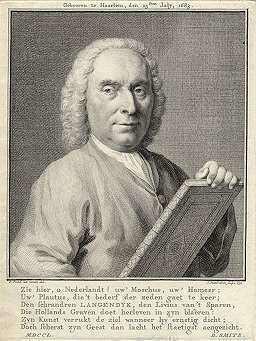 Malie, Pieter Langendijk