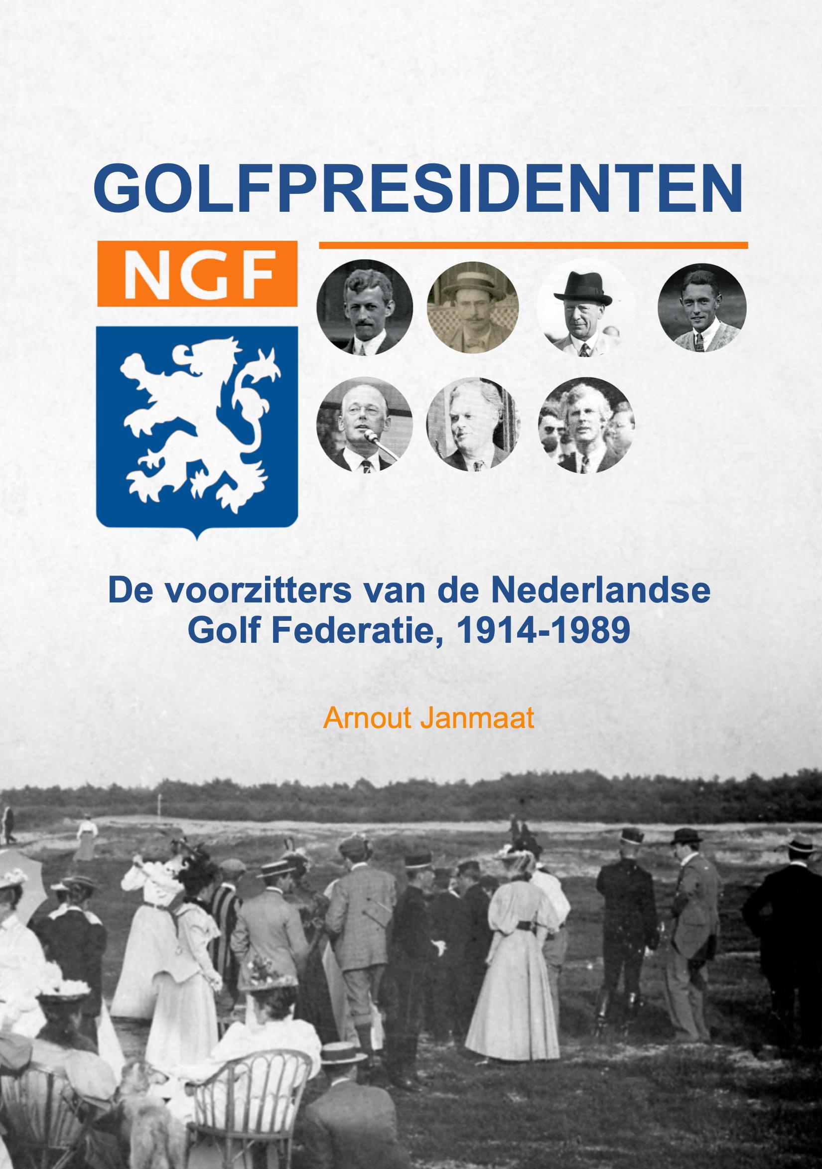 A. Janmaat, Golfpresidenten (2020).